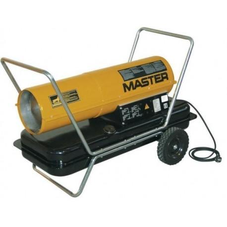 Generator de aer cald cu ardere directa MASTER B 150 CED