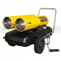 Generator de aer cald cu ardere directa MASTER B 300 CED