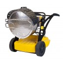 Generator de aer cald cu infrarosu MASTER XL 9 E