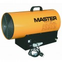 Generator de aer cald pe gaz MASTER BLP 53 M