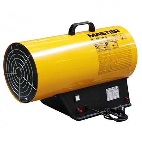 Generator de aer cald cu pornie electrica MASTER BLP 53 E