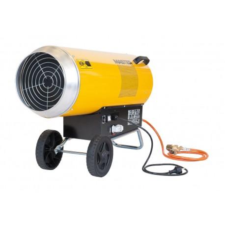 Generator de aer cald pe gaz cu pornie electrica MASTER BLP 100