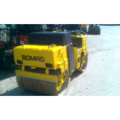Cilindru compactor Bomag BW 100 AD - second-hand