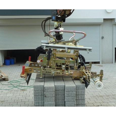 Instalatie hidraulica cu clame HVZ-ECO