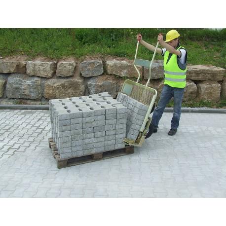 Carucior reglabil pentru transportat pavele VTK-V