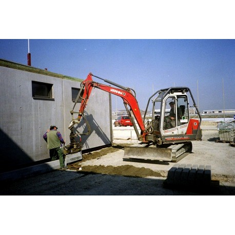 Cleste hidraulic de montat borduri VZ-HS-50/150