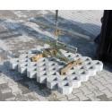 Cleste pentru montarea pavelelor de gazon RGV-9/9