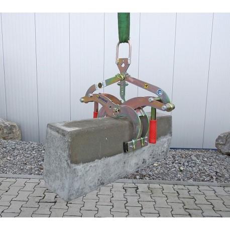 Dispozitiv pentru ridicarea si montarea bordurilor EasyGrip EXG