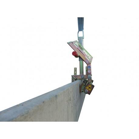 Dispozitiv de prindere pentru montarea panourilor de ziduri RWPG