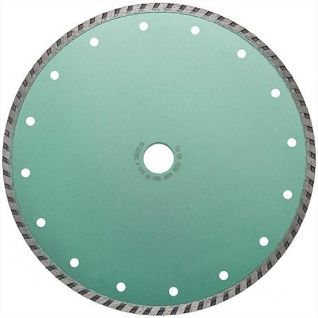 Disc diamantat Turbo E Standard - piatra naturala si artificiala, caramizi, ceramica, beton, gips-carton
