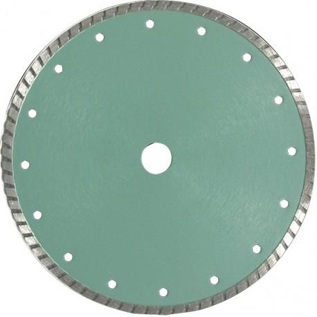Disc diamantat Turbo S Premium - piatra naturala si artificiala, beton, caramida rosie, ceramica, placi din gips, faianta