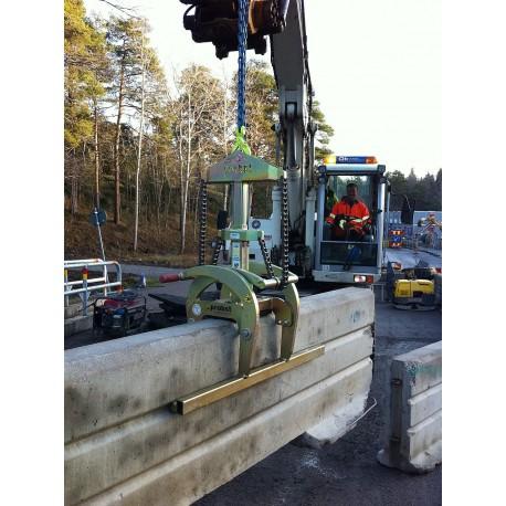 Gheara de prindere pentru prefabricate din beton FTZ-GBA