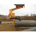 Dispozitiv pentru ridicat tevi din beton RVD-4-ECO-F
