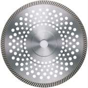 Disc diamantat TGP 10 Premium - piatra, beton, beton armat, tigla, placi gips, ceramica, agregate beton, granit
