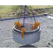 Cleste cu lant pentru camine de vizitare si conuri SRG-UNI-1,5