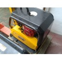 Placa compactoare reversibila RP 2413-50 - 150 kg cu caucic