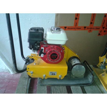 Placa compactoare PC 1113 - 67 kg cu caucic