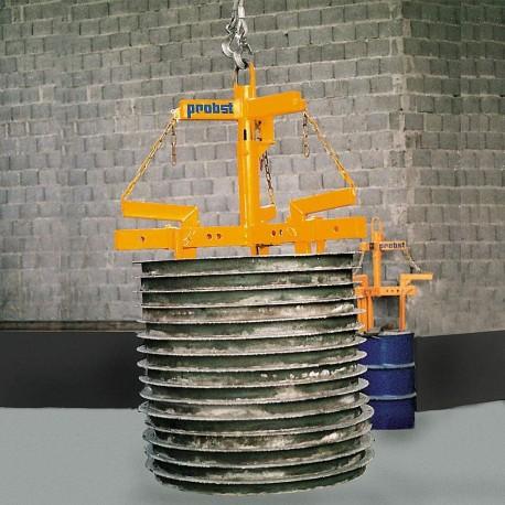 Dispozitiv de prindere pentru cofraje metalice UMG 150/300