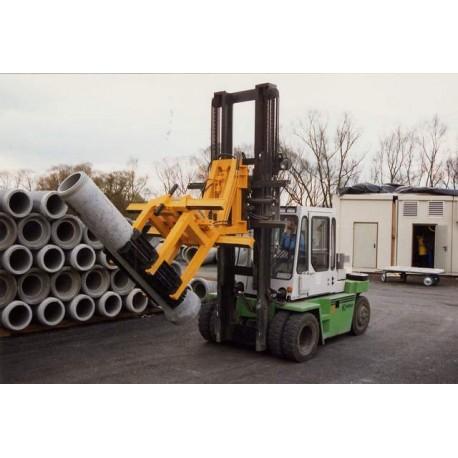 Dispozitiv de rotire a conductelor de beton UG-3.5