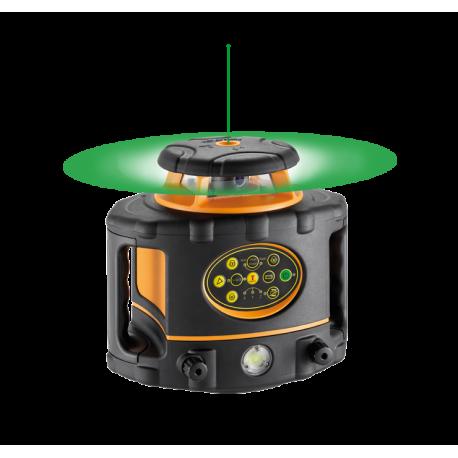 Nivela laser rotativa FLG 260VA-Green cu reglare automata si laser verde