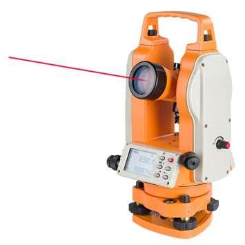 Teodolit electronic FET 402K-L cu laser in lentila