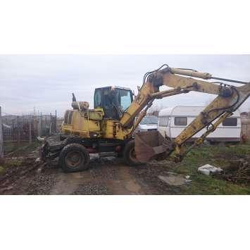 Excavator second hand Kramer 808 - 9tone