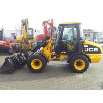 Incarcator frontal JCB 406 second hand