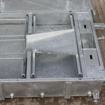 Cada pentru furtun - Rezervor de sedimentare a apelor reziduale 30221L