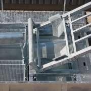 Cada pentru furtun - Rezervor de sedimentare a apelor reziduale 30221V