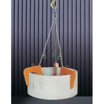 Clesti ridicare elemente de camine si tuburi de beton - 1062