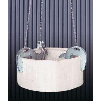 Clesti ridicare elemente de camine si tuburi de beton - 1063