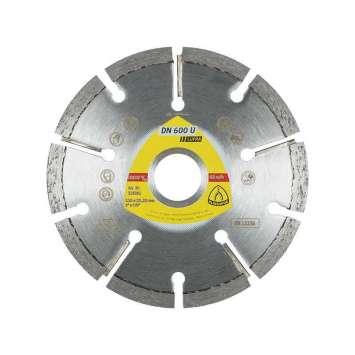 Disc diamantat Klingspor DN 600 U Supra