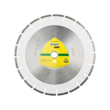 Disc diamantat Klingspor DT 300 U Extra