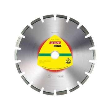 Disc diamantat Klingspor DT 602 B Supra