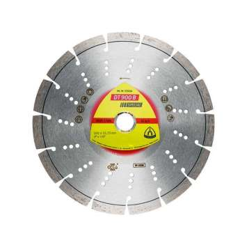 Disc diamantat Klingspor DT 900 B Special 125x22.23 mm