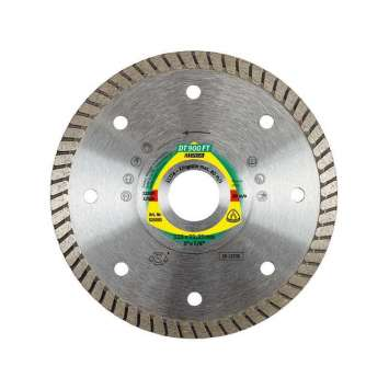 Disc diamantat Klingspor DT 900 FT Special 125x22.23 mm