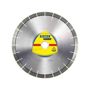 Disc diamantat Klingspor DT 900 G Special 125x22.23 mm