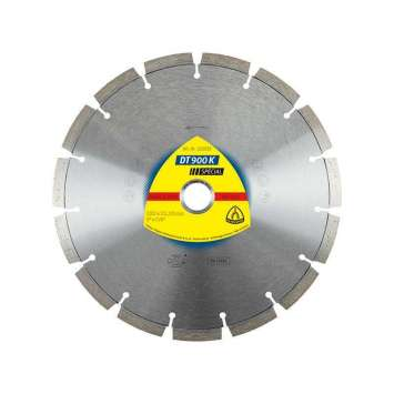 Disc diamantat Klingspor DT 900 K Special 125x22.23 mm
