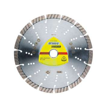 Disc diamantat Klingspor DT 900 U Special 230x22.23 mm