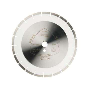 Disc diamantat Klingspor DT 900 U Special 300x30 mm