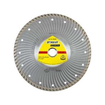 Disc diamantat Klingspor DT 900 UT Special 230x22.23 mm