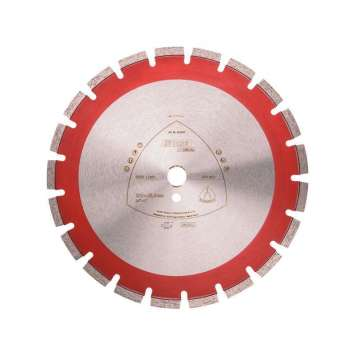 Disc diamantat Klingspor DT 902 B Special 350x25.4 mm
