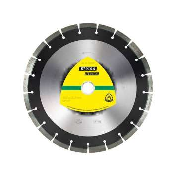 Disc diamantat Klingspor DT 910 A Special 300x25.4 mm