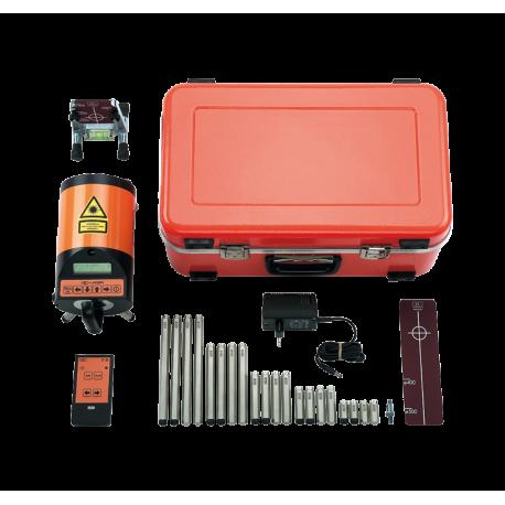 Pachet nivela laser pentru tevi - FKL-80