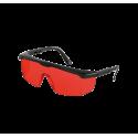 Ochelari laser - marirea gradului de vizibilitate - laser rosu