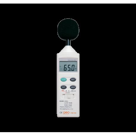 Aparat de masurare a nivelului sonor - FSM 130+