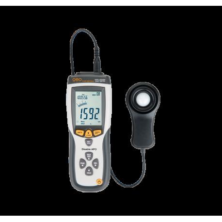 Luxmetru - FLM 400 Data