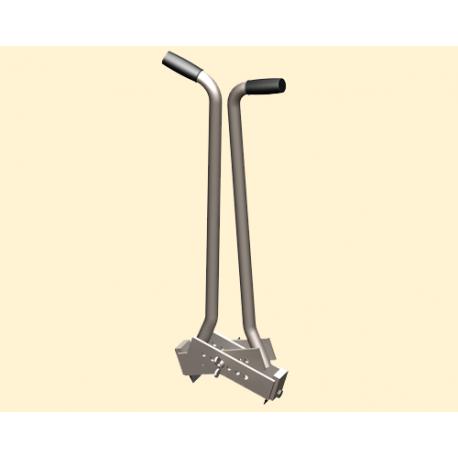 Extractor pentru pavele / piatra cubica