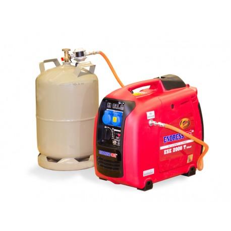 Generator de curent ESE 2000 T Silent Gas