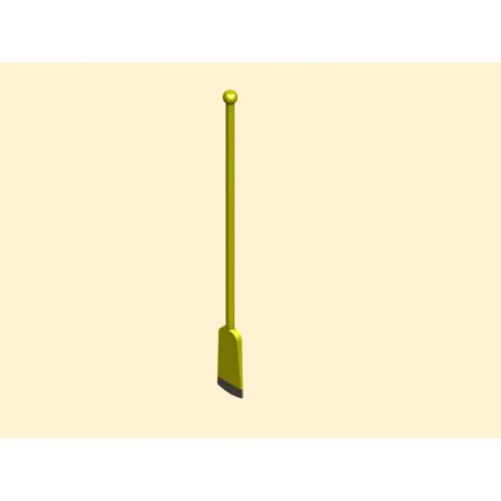 Topor vertical pentru radacini